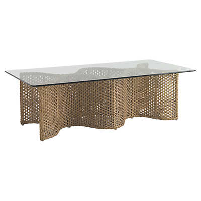 Picture of Aviano Rectangular Cocktail Table by Tommy Bahama Outdoor
