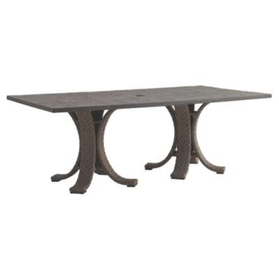 Picture for Blue Olive Rectangular Dining Table by Tommy Bahama Outdoor