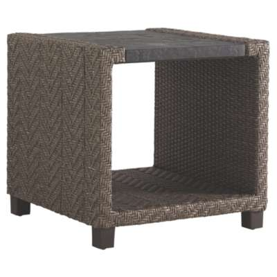 Picture for Blue Olive Square End Table by Tommy Bahama Outdoor