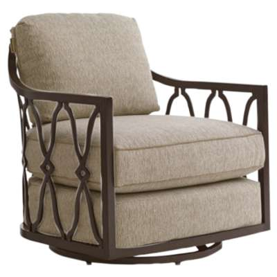 Picture for Black Sands Swivel Tub Chair by Tommy Bahama Outdoor