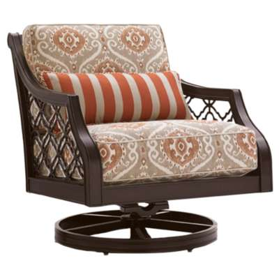 Picture for Black Sands Swivel Rocker Lounge Chair by Tommy Bahama Outdoor
