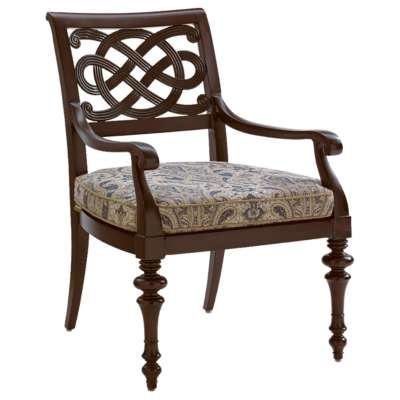Picture for Black Sands Dining Chair by Tommy Bahama Outdoor