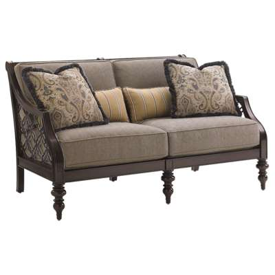 Picture for Black Sands Love Seat by Tommy Bahama Outdoor