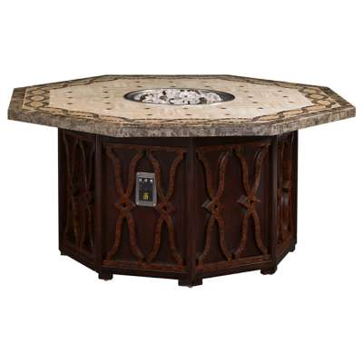 Picture for Black Sands Gas Fire Pit Table by Tommy Bahama Outdoor