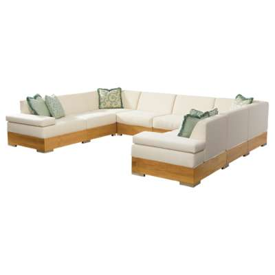 Picture for Tres Chic Sectional Sofa by Tommy Bahama Outdoor