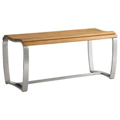 Picture for Tres Chic Dining Bench by Tommy Bahama Outdoor
