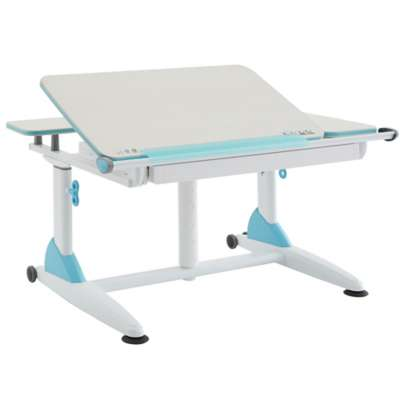 Picture for G6-XS Plus Ergonomic Desk with Drawer, Blue by Kid 2 Youth