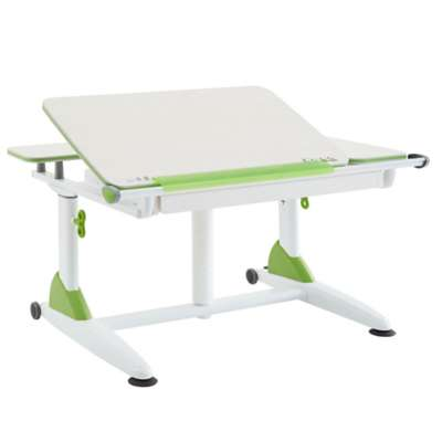 Picture for G6-XS Plus Ergonomic Desk with Drawer in Green by Kid 2 Youth