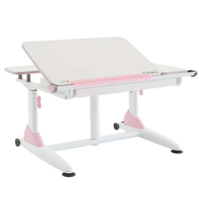 Picture for G6-XS Plus Ergonomic Desk with Drawer, Pink by Kid 2 Youth