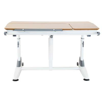 Picture for G-6S Ergonomic Desk in Cherry/White by TCT Nanotec