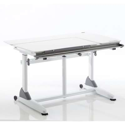 Picture for G-6S Ergonomic Desk in White/White by TCT Nanotec