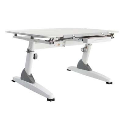 Picture for M-2 Ergonomic School Desk in White by TCT Nanotec