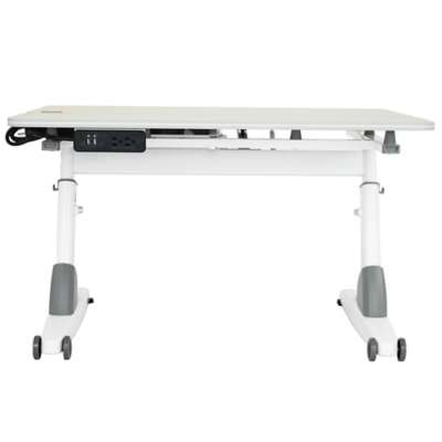 Picture for M2 Ergonomic School Desk with Wheels and USB Port, Maple by TCT Nanotec