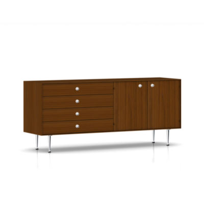 TE2167RHAOUBCF: Customized Item of Nelson Thin Edge Buffet by Herman Miller (TE2167)
