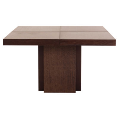 TEM055040-DUSK51-CHOCOLATE: Customized Item of Dusk 130 Dining Table (TEM055040-DUSK51)