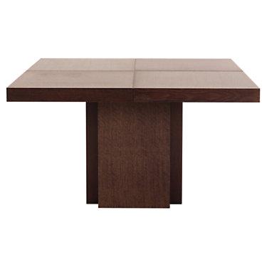 TEM055040-DUSK59-CHOCOLATE: Customized Item of Dusk 150 Dining Table (TEM055040-DUSK59)