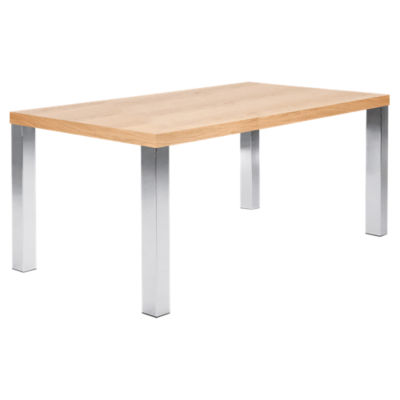 Picture of Multi 160 Square Chrome Legs Table