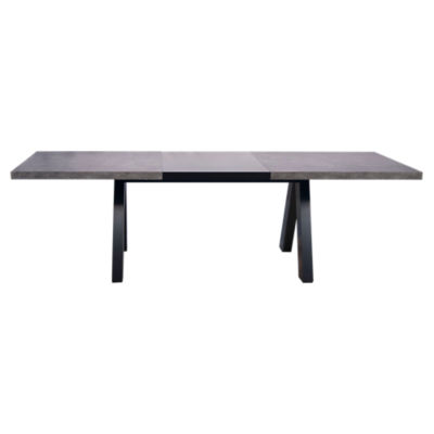 TEM147040-APEX-WILD OAK: Customized Item of Apex Extending Dining Table (TEM147040-APEX)