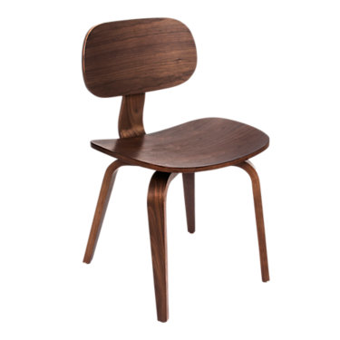 THOMPSONCH-WALNUT: Customized Item of Thompson Chair SE by Gus Modern, Set of 2 (THOMPSONCH)