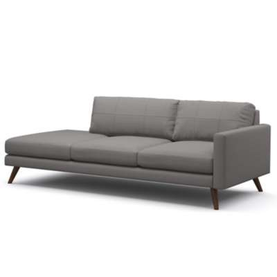 Picture for Dane One-Arm Sofa by TrueModern