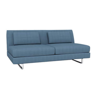Picture of Hamlin Armless Sofa by TrueModern