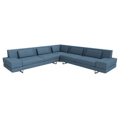 Picture of Hamlin Sectional Sofa by TrueModern
