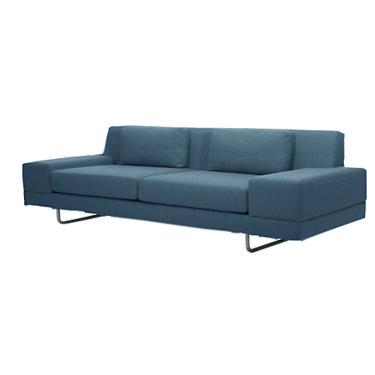 TMHAMLINSOFA-SEA BLUE: Customized Item of Hamlin Sofa by TrueModern (TMHAMLINSOFA)
