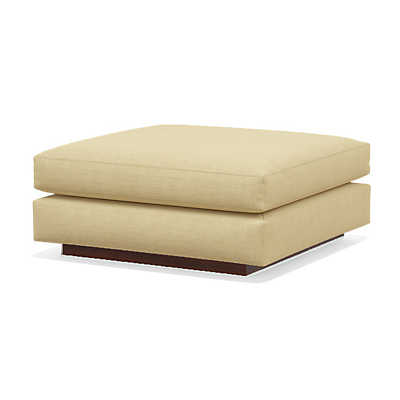 Picture of Jackson Ottoman by TrueModern