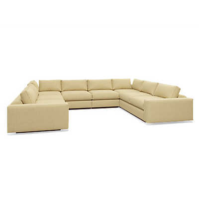 Picture of Jackson U-Shaped Sectional by TrueModern