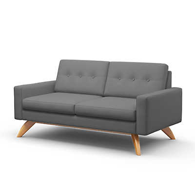 Picture of Luna Loveseat by TrueModern