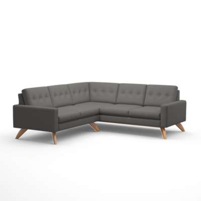 "Picture for Luna 91"" Corner Sectional by TrueModern"