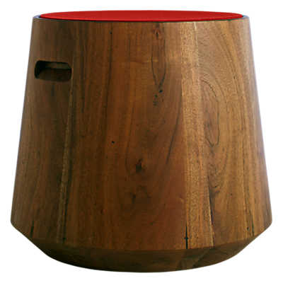 Picture of Turn Stool with Felt Top by Blu Dot