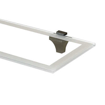 Picture of Traces Glass Wall Shelf by Smart Furniture