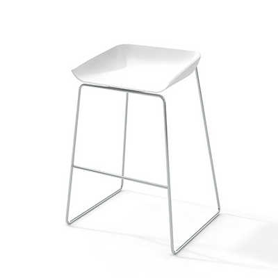 Picture of Turnstone Scoop Stool by Steelcase