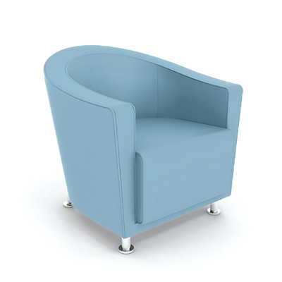Picture of Turnstone Jenny Round Chair by Steelcase