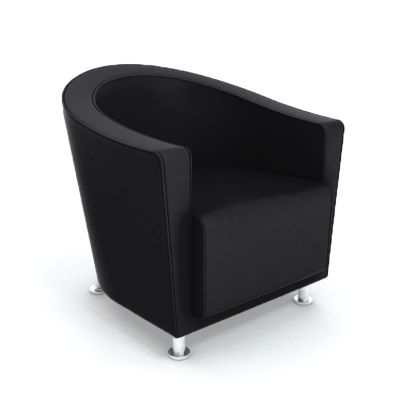 TS314095F17: Customized Item of Turnstone Jenny Round Chair by Steelcase (TS31409)