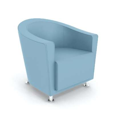 Picture for Turnstone Jenny Round Chair by Steelcase