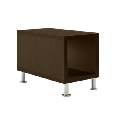 TS31415L-BLACKWOOD-BLACK: Customized Item of Turnstone Jenny End Table by Steelcase (TS31415L)