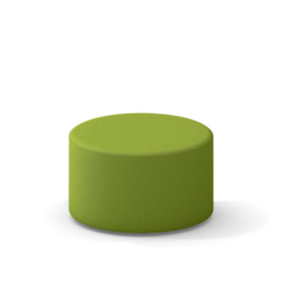 TS34401X-WASABI: Customized Item of Turnstone Campfire Ottoman by Steelcase (TS34401X)