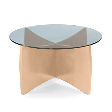 TS34411T-NATURAL CHERRY: Customized Item of Turnstone Alight Occasional Coffee Table by Steelcase (TS34411T)