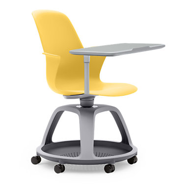 TS480120C624947996249BB6009: Customized Item of Node Chair by Steelcase (TS4801)