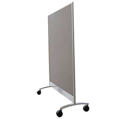 "Picture of Turnstone Groupwork 54"" Mobile Screen by Steelcase"