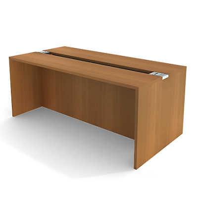 Picture of Turnstone Campfire Big Table with Trough by Steelcase