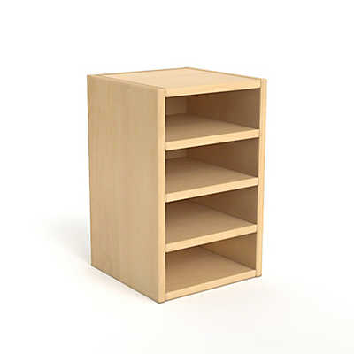 Picture of Currency Corner Shelf Unit by Steelcase