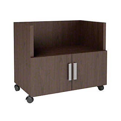 Picture of Currency Mobile Cart with Doors by Steelcase