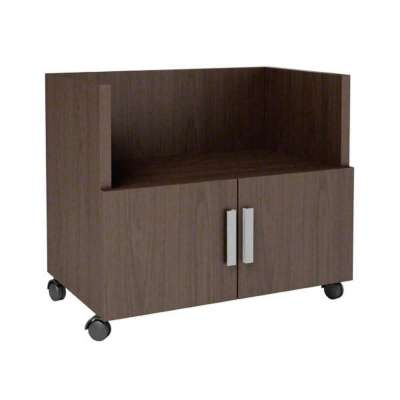Picture for Currency Mobile Cart with Doors by Steelcase
