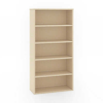 Picture of Currency Tall Bookcase by Steelcase