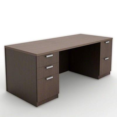 currency pedestal desk by steelcase smart furniture