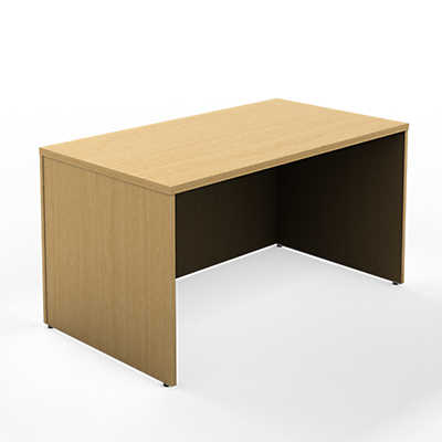 "Picture of Currency 48"" Rectangle Desk by Steelcase"