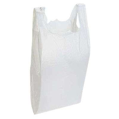 Picture for Small Plastic T-Shirt Bags with Handles by Smart Fixtures